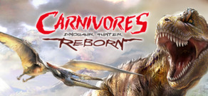 Carnivores: Dinosaur Hunter Reborn cover art
