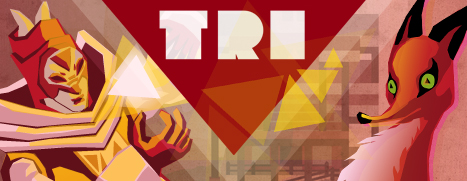 TRI: Of Friendship and Madness - TRI:友情与疯狂