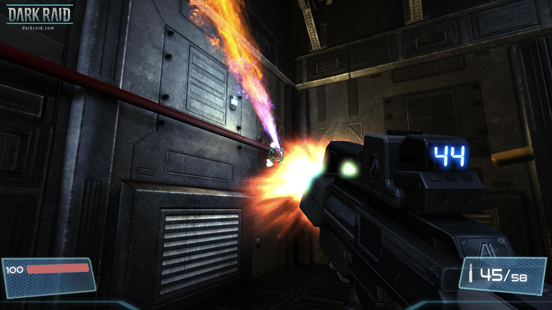 Dark Raid Full PC ESPAÑOL Descargar (CODEX) 5