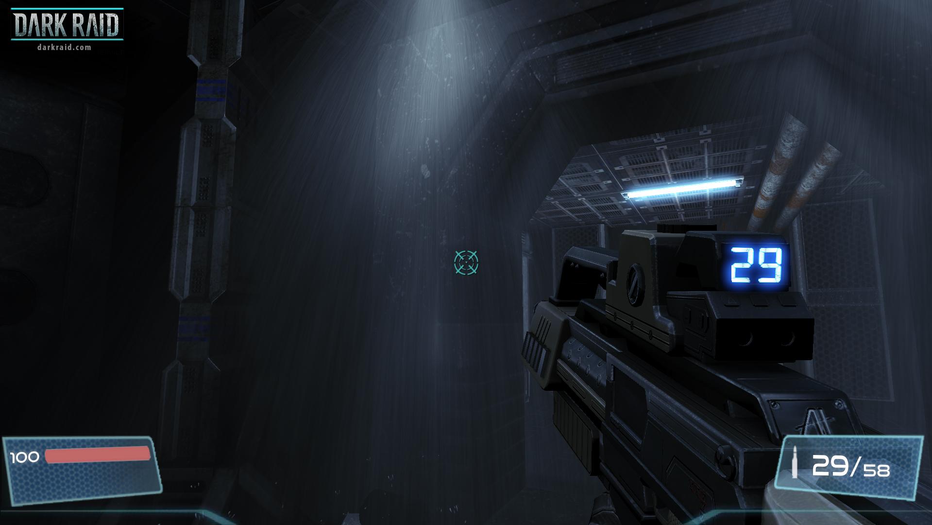 Dark Raid Full PC ESPAÑOL Descargar (CODEX) 3