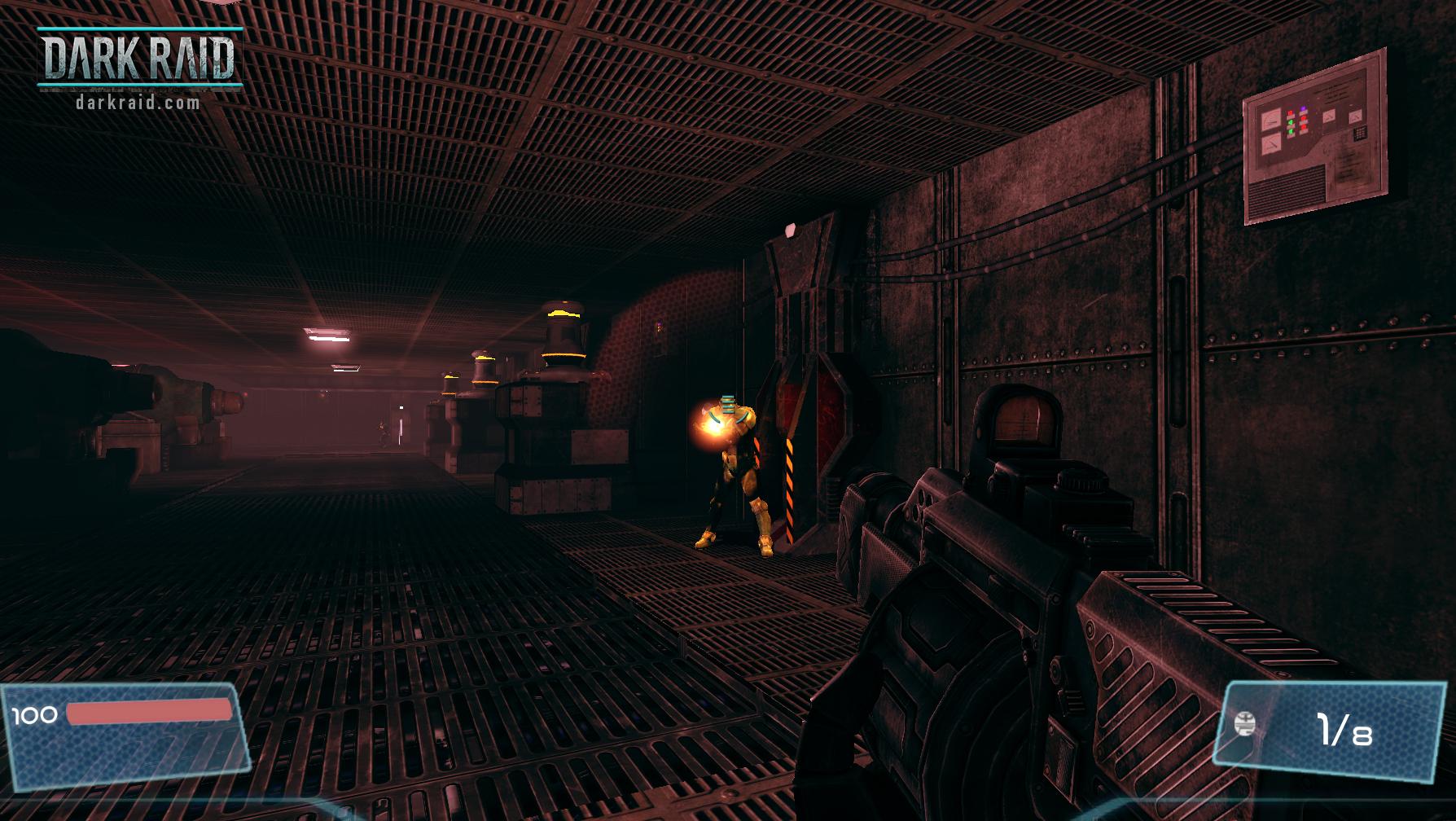 Dark Raid Full PC ESPAÑOL Descargar (CODEX) 2