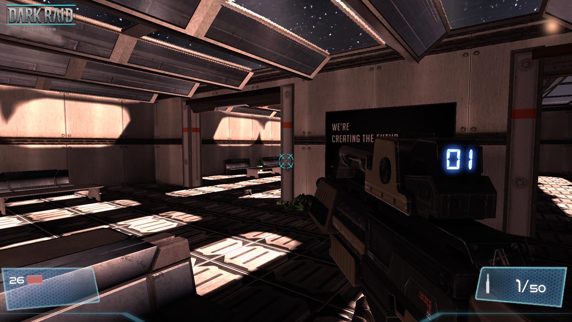 Dark Raid Full PC ESPAÑOL Descargar (CODEX) 1