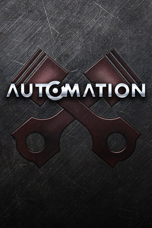 Automation - The Car Company Tycoon Game poster image on Steam Backlog