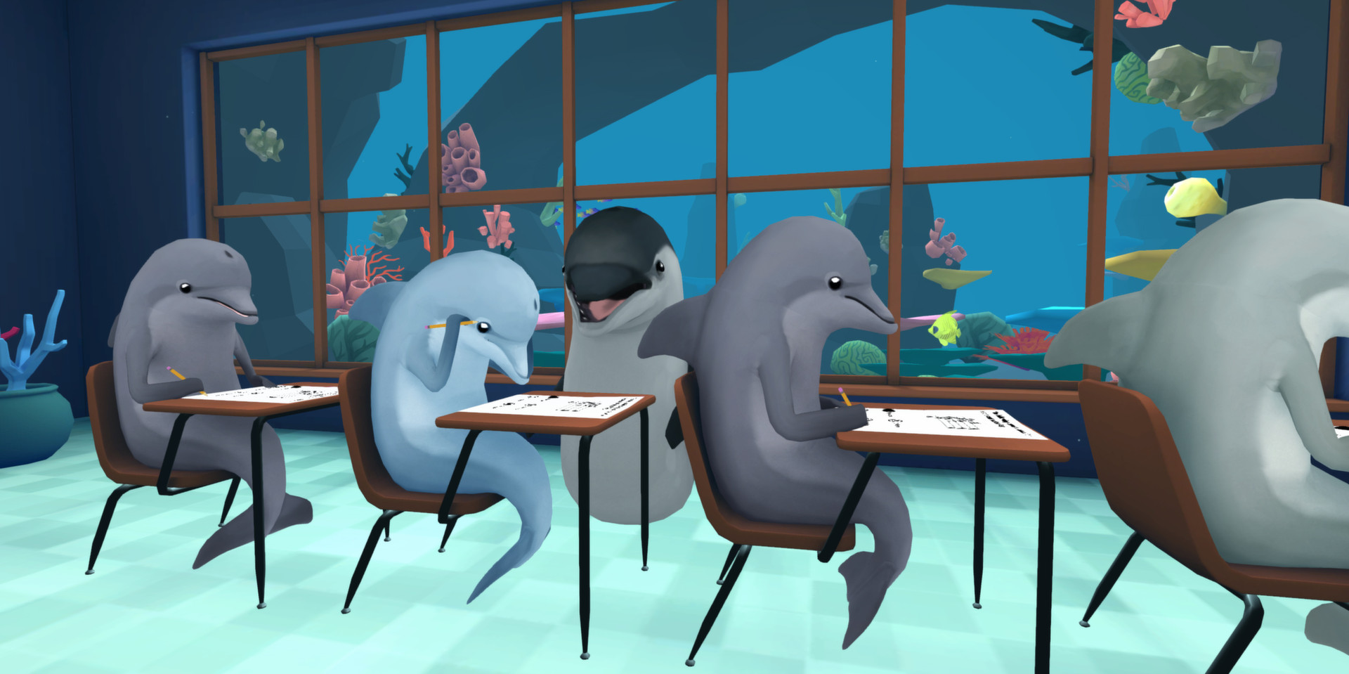 Dolphin Vr Android