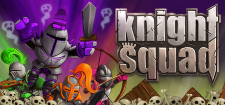 Game Banner Knight Squad