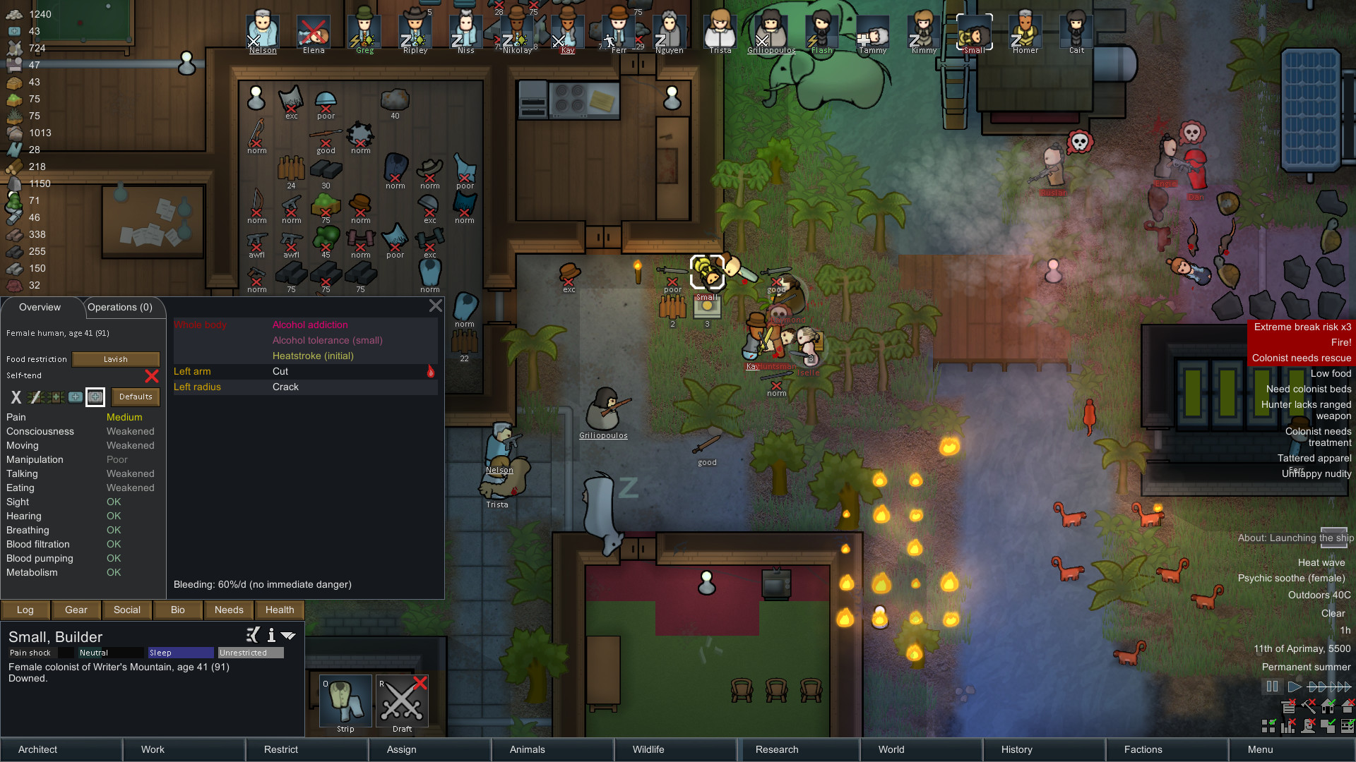 Find the best laptop for RimWorld