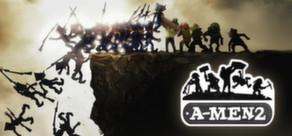 A-Men 2 cover art