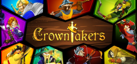 Crowntakers cover art