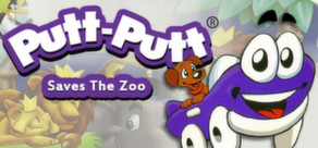 Putt-Putt Saves The Zoo cover art