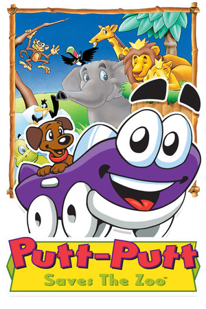 Putt-Putt Saves The Zoo poster image on Steam Backlog