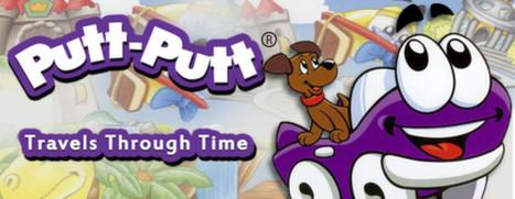 Putt-Putt® Travels Through Time