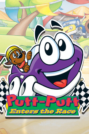 Putt-Putt Enters the Race poster image on Steam Backlog