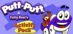 Putt-Putt and Fatty Bear's Activity Pack cover art