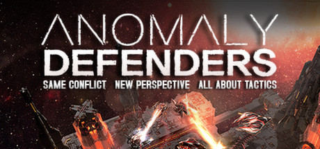Game Banner Anomaly Defenders