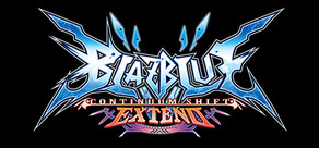 BlazBlue: Continuum Shift Extend cover art