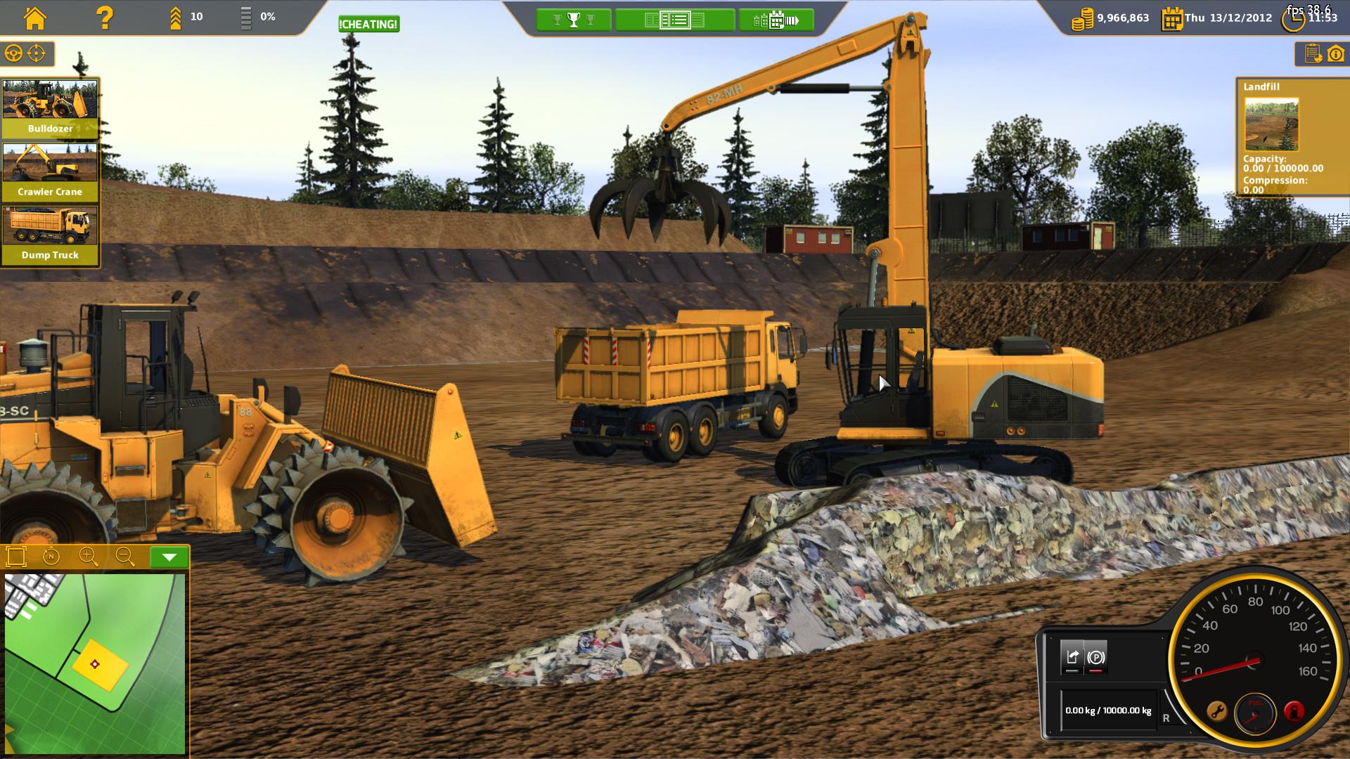 Recycle Garbage Truck Simulator Multilenguaje ESPAÑOL PC (ALiAS) 5