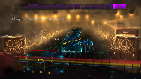 """Скриншот №4 к Rocksmith® 2014 – Slash featuring Myles Kennedy and The Conspirators - """"You're a Lie"""""""