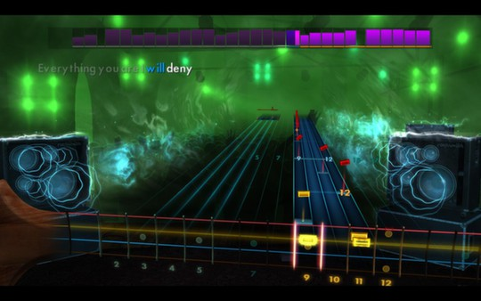"""Скриншот №3 к Rocksmith® 2014 – Slash featuring Myles Kennedy and The Conspirators - """"You're a Lie"""""""