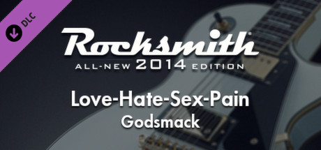 "Rocksmith® 2014 – Godsmack – ""Love–Hate–Sex–Pain"""