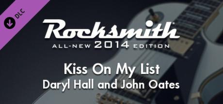 "Rocksmith® 2014 – Daryl Hall and John Oates – ""Kiss On My List"""