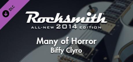 """Rocksmith® 2014 – Biffy Clyro - """"Many of Horror"""""""