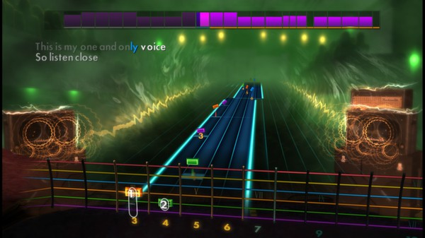 "Скриншот №2 к Rocksmith® 2014 – Shinedown - ""Second Chance"""