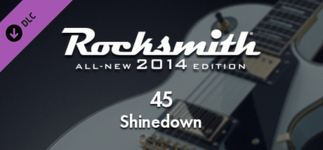 "Rocksmith® 2014 – Shinedown – ""45"""