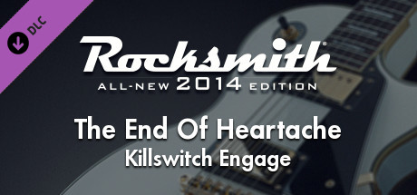 """Rocksmith® 2014 – Killswitch Engage – """"The End Of Heartache"""""""