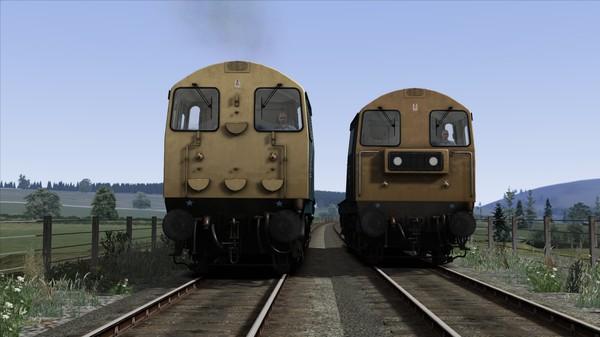 скриншот BR Blue Class 20 Add-On Livery 1