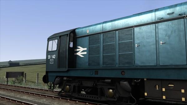 скриншот BR Blue Class 20 Add-On Livery 2