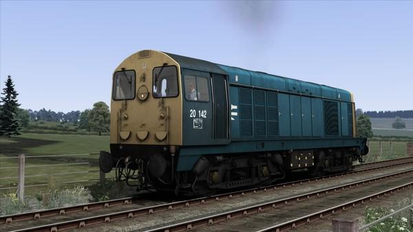 скриншот BR Blue Class 20 Add-On Livery 3