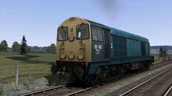 скриншот BR Blue Class 20 Add-On Livery 4