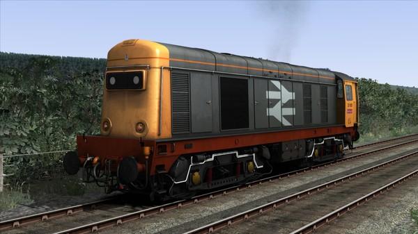 скриншот BR Railfreight Class 20 Add-On Livery 0