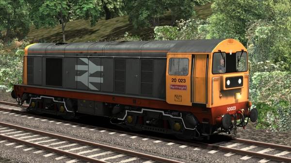 скриншот BR Railfreight Class 20 Add-On Livery 3