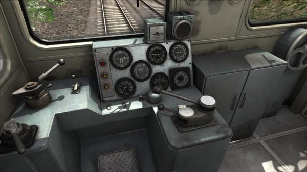 скриншот BR Railfreight Class 20 Add-On Livery 1