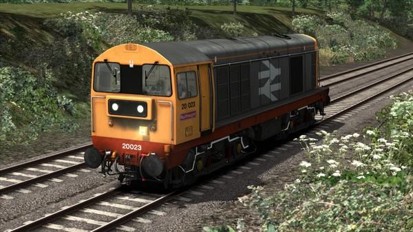 скриншот BR Railfreight Class 20 Add-On Livery 2