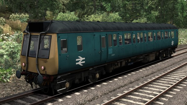 скриншот BR Blue Class 121 Add-On Livery 0