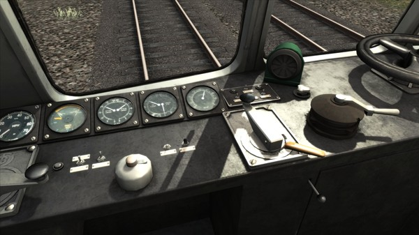 скриншот BR Blue Class 121 Add-On Livery 3