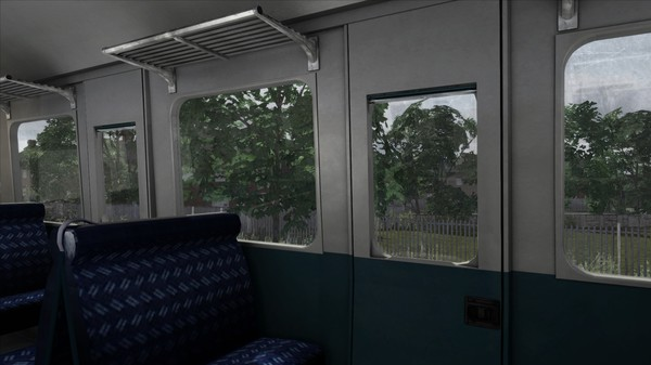 скриншот BR Blue Class 121 Add-On Livery 4