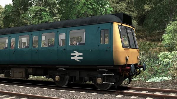 скриншот BR Blue Class 121 Add-On Livery 5
