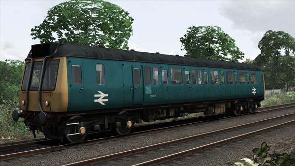 скриншот BR Blue Class 121 Add-On Livery 1