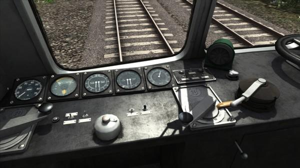 скриншот BR Blue Grey Class 121 Add-On Livery 1
