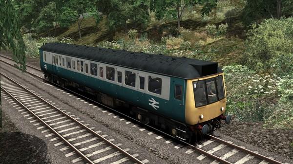 скриншот BR Blue Grey Class 121 Add-On Livery 4