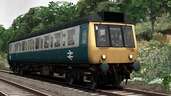 скриншот BR Blue Grey Class 121 Add-On Livery 0