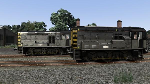 скриншот Class 08 Triple Grey Livery Add-On 1