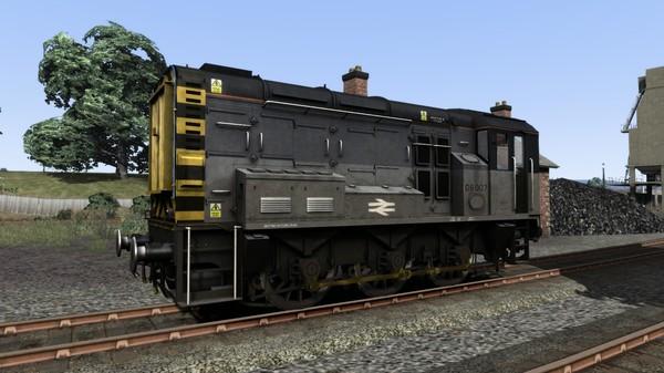 скриншот Class 08 Triple Grey Livery Add-On 0