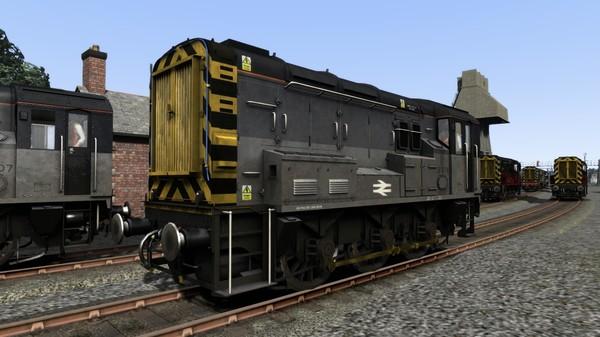 скриншот Class 08 Triple Grey Livery Add-On 2