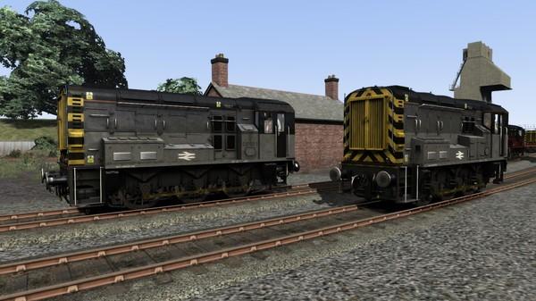 скриншот Class 08 Triple Grey Livery Add-On 3