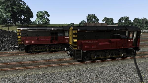 скриншот Class 08 RES Add-On Livery 3