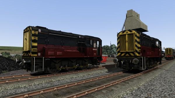 скриншот Class 08 RES Add-On Livery 1